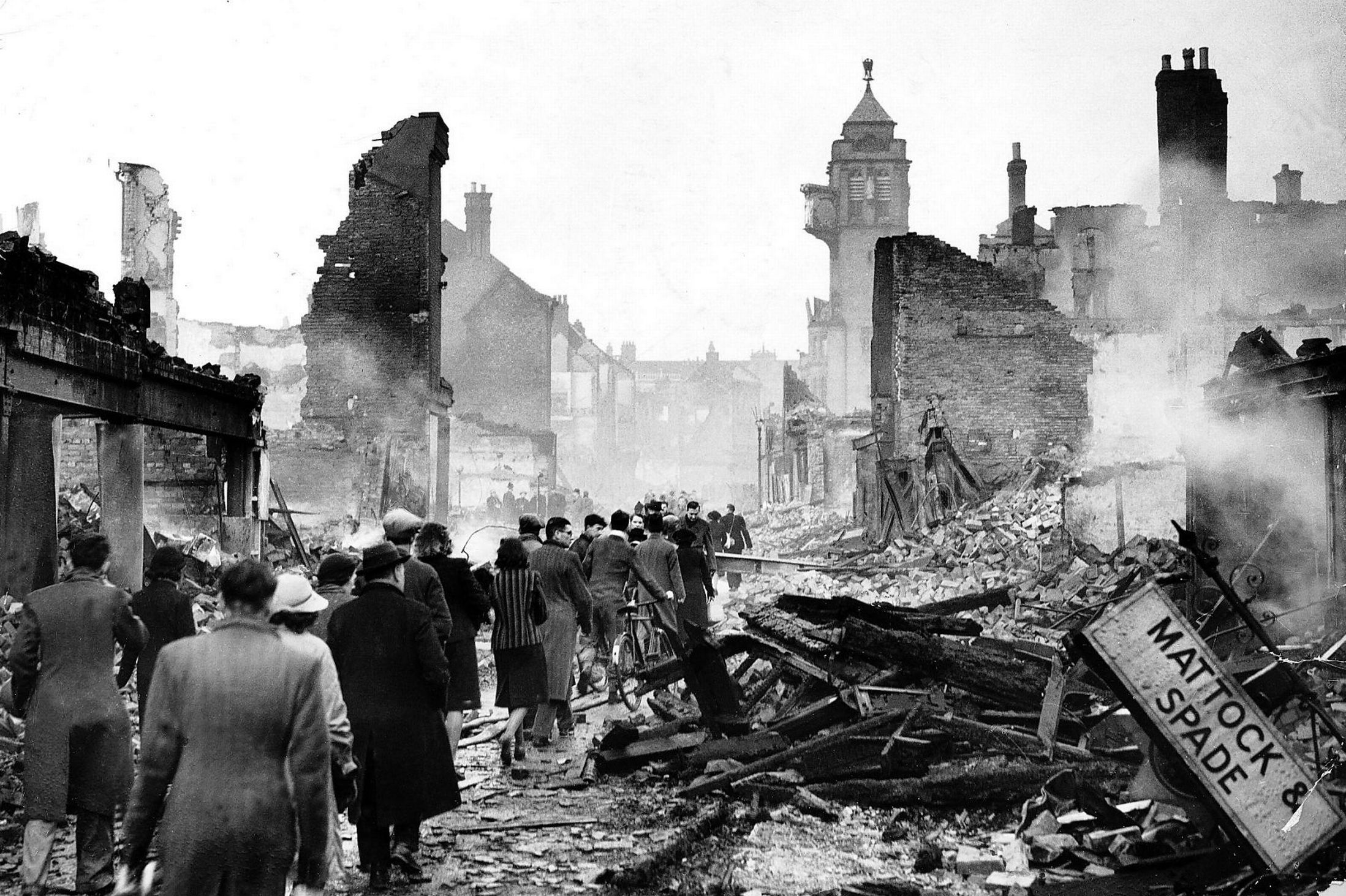 The blitz education reform blog for Cities destroyed in ww2